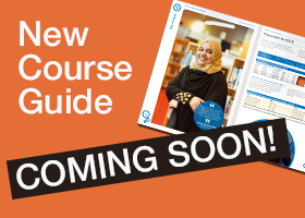 new course guide coming soon