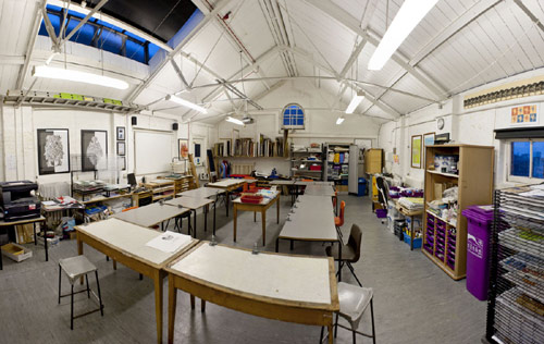 Shadwell Centre Print Studio