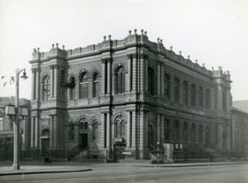 King Georges Hall c 1920s