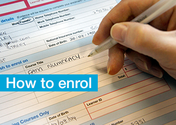 how to enrol