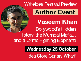 Vaseem Khan event