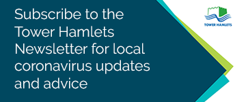 subscribe to the tower hamlets newsletter