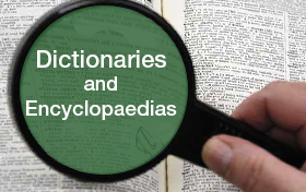 Link to Idea Store Online Dictionaries and Encyclopaedias